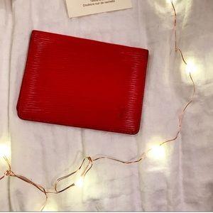 Louis Vuitton Epi ID Card Case
